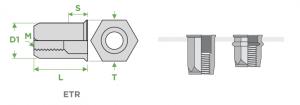 Inserti-esagonali-testa-ridotta-Sezione-Impiego