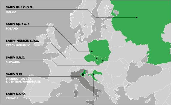 sariv-rivetti-sistemi-di-fissaggio-nel-mondo-mappa