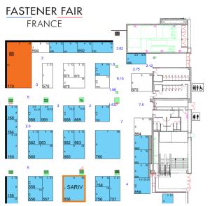 Fastener-Fair-France-2018-Map